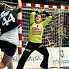 Aalborg DH - Randers HK : Danish womens handball league feb. 19th 2011